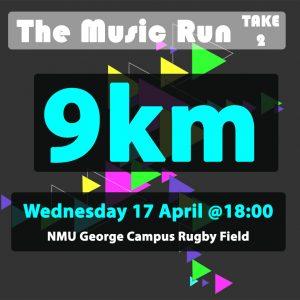 Music Run (Take 2) 2019 – 9km